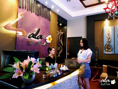 ประกาศรับสมัครพนักงานสปา: Nouvo City Hotel โรงแรมนูโวซิตี้ (สามเสน กรุงเทพฯ)