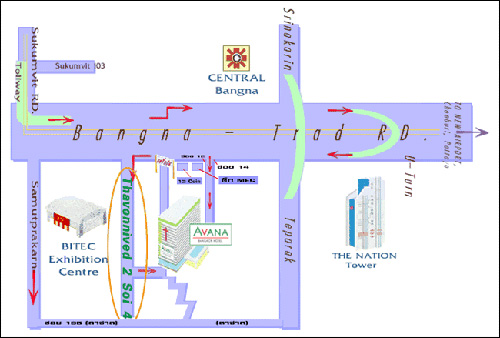 ประกาศรับสมัครพนักงานสปา: Avana Hotel เอวาน่า เรสซิเด้นท์ (บางนา กรุงเทพฯ)