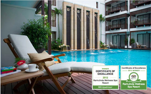 ประกาศรับสมัครพนักงานนวดสปาโรงแรม: Rarinjinda Wellness Spa Resort ระรินจินดา เวลเนส สปา รีสอร์ท (เชียงใหม่ กรุงเทพฯ ภูเก็ต สมุยและหัวหิน)