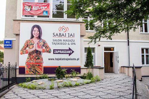ประกาศรับสมัครพนักงานนวดสปา: งานต่างประเทศ Sabaijai Massage & Spa (ประเทศโปแลนด์)