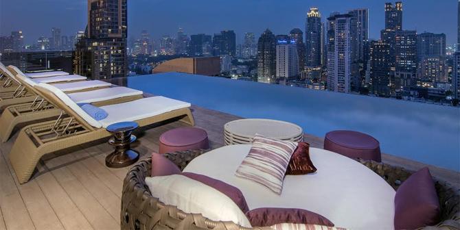"""ข่าวประชาสัมพันธ์โรงแรม: อินเตอร์คอนติเนนตัล โฮเต็ล เปิดตัว """"โฮเต็ล อินดิโก้ กรุงเทพ ถนนวิทยุ (Hotel Indigo Bangkok)"""""""