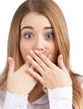 บทความสาระน่ารู้:-วิธีแก้ปัญหากลิ่นปาก (ปากเหม็น) ด้วยตนเอง