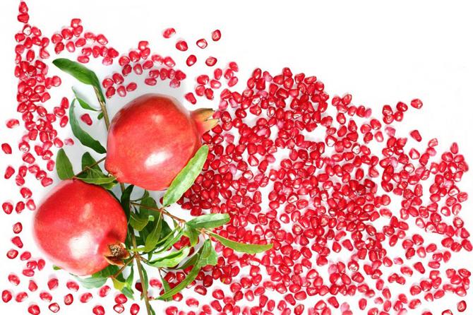 บทความสาระน่ารู้:-ทับทิม ผลไม้พืชสมุนไพรไทย สรรพคุณมากประโยชน์