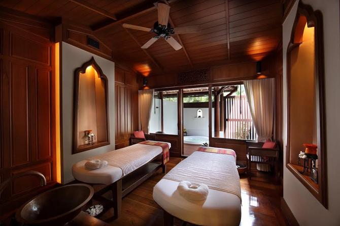 """โปรโมชั่นส่วนลดพิเศษ:- แพ็คเกจพิเศษ """"สวัสดี ไทยแลนด์"""" ที่ โซ สปา วิท ล็อกซิทาน (So SPA with L'Occitane) โรงแรมโซฟิเทล กระบี่ โภคีธรา กอล์ฟ แอนด์ สปา รีสอร์ท (Sofitel Krabi Phokeethra Golf & Spa Resort)"""