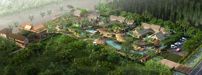 โปรโมชั่นส่วนลดพิเศษ:- คุณแม่พักฟรี... ที่ อสิตา อีโค รีสอร์ท อัมพวา จ.สมุทรสงคราม (Asita Eco Resort Amphawa)