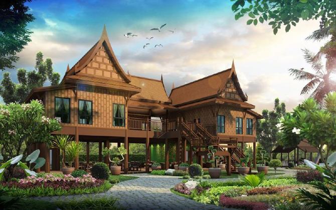 """ข่าวประชาสัมพันธ์อาหาร: หนึ่งสิ่งที่ """"ต้องห้ามพลาด"""" ข้าวผัดปลาทู... อร่อยที่สุด... ที่ห้องอาหารอสิตาบาร์ แอนด์ เรสเตอรอง โรงแรมอสิตา อีโค รีสอร์ท (Asita ECO Resort)"""