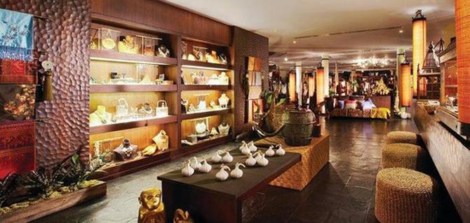แนะนำสปาในโรงแรม: รายาวดี สปา (Rayavadee Spa) รายาวดี กระบี่ รีสอร์ท, กระบี่ (Rayavadee Krabi Resort, Krabi)