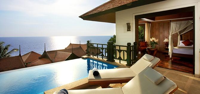 แนะนำสปาในโรงแรม: วาริน สปา (Warin Spa) โรงแรมรวิ วาริน รีสอร์ท แอนด์ สปา, กระบี่ (Rawi Warin Resort & Spa, Krabi)