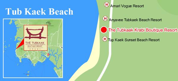 แนะนำสปาในโรงแรม: L'escape Spa โรงแรม เดอะ ทับแขก กระบี่ บูทีค รีสอร์ท (The Tubkaak Krabi Boutique Resort)