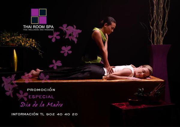 ประกาศรับสมัครพนักงานสปา: งานต่างประเทศ ThaiRoomSpa (Thai Wellness and Massage) ประเทศสเปน