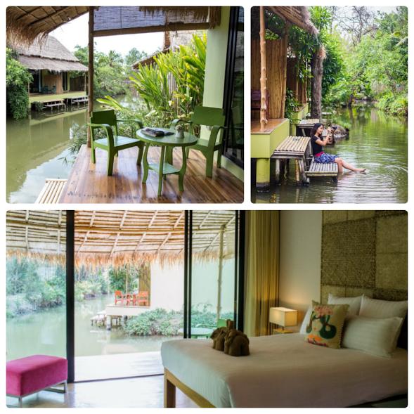 โปรโมชั่นส่วนลดพิเศษ:- พักผ่อนวันฝนพรำที่ อสิตา อีโค รีสอร์ท อัมพวา จ.สมุทรสงคราม (Asita Eco Resort Amphawa)