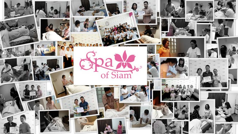 """""""โปรโมชั่นหลักสูตรนวดสปาเพื่อสุขภาพ ลดสูงสุดกว่า 60%"""" โรงเรียนสปา ออฟ สยาม (Spa of Siam School) จัดการเรียนการสอนนวดสปาเพื่อสุขภาพ ที่มีคุณภาพ สนับสนุนประชาคมอาเซียน"""