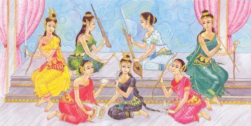 สืบสาน มหาสงกรานต์ 2554 Songkran Festival 2011