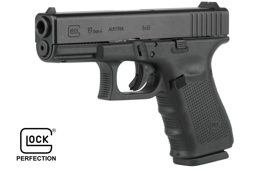 ผลการค้นหารูปภาพสำหรับ Glock 19 Gen 4
